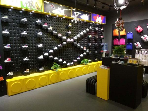 KIDS.ING童鞋店铺形象