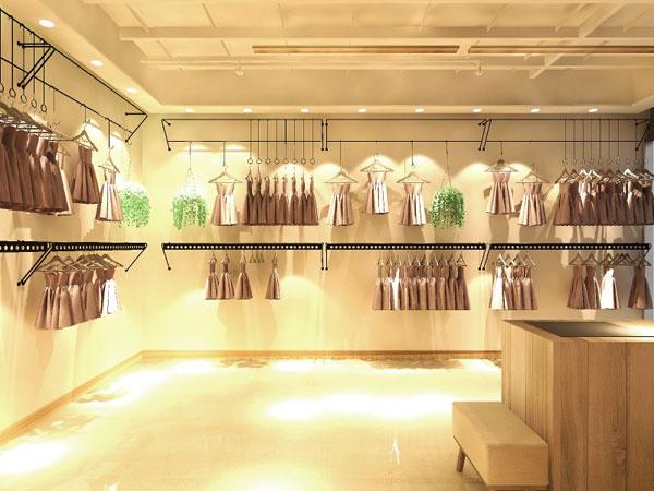米芝兒童裝品牌店鋪形象