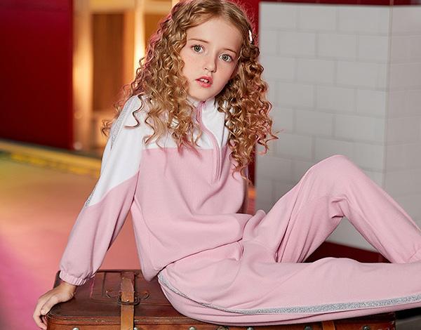 歐莎童裝品牌店鋪形象
