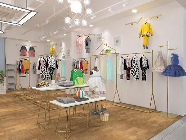 賓果童話童裝品牌店鋪形象