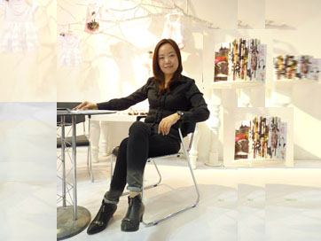 CHIC专题报道―专访深圳市棣仔服装有限公司销售总监郭卫红女士