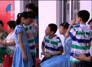 汕头电视台潮汕风-感恩教育在河溪