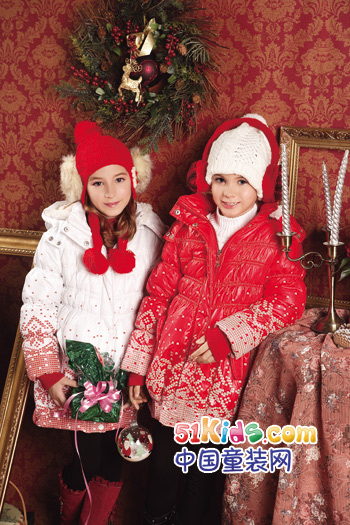 安迪鹿儿童装 故事里的童装 感受美的温馨
