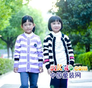 一流的产品质量 健康的品质保障——五色藤童装