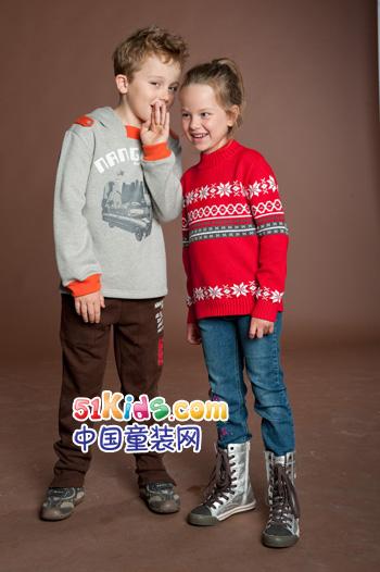 90-165cm)的儿童打造,以欧美时尚风格为主导设计理念
