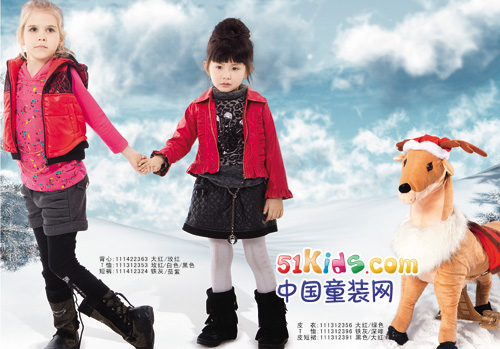 小虎憨尼童装 给孩子们快乐、舒适的生活环境