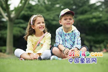 时尚 特步/特步童装打造快乐时尚童年