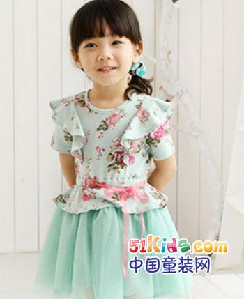 网站首页 外贸童装 设计时空 时尚公主裙 今年夏季最美   &nbsp