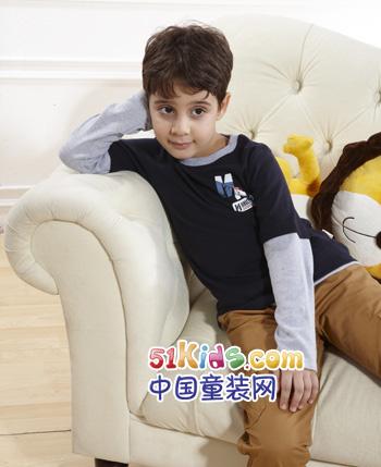 关爱儿童健康 打造专业童装品牌 玛琪曼蒂童装