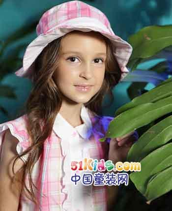 自由自在 欢声笑鱼_服装设计 - 中国童装网