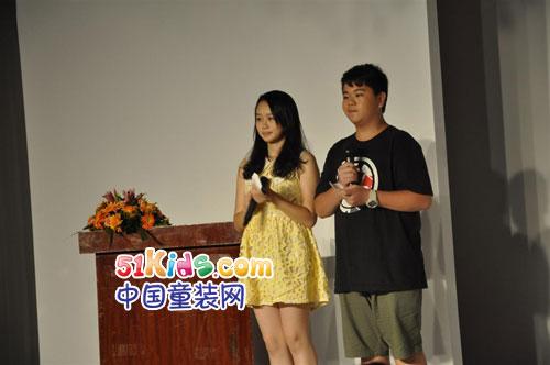 外来媳妇_(右)广州本土知名童星,《外来媳妇本地郎》剧中主角饰演康天佑&mdash