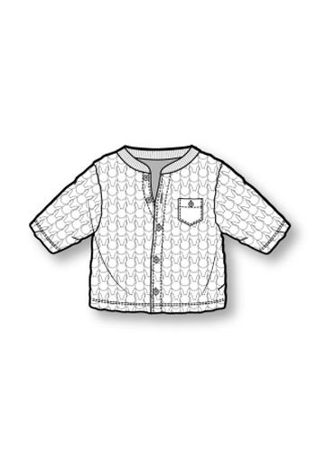 2015 秋冬男童装设计指导 | 婴儿装