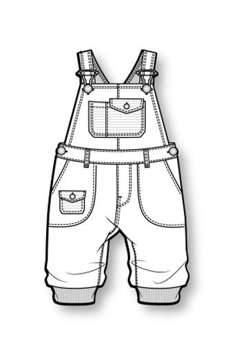 2015 秋冬男童装设计指导   婴儿装