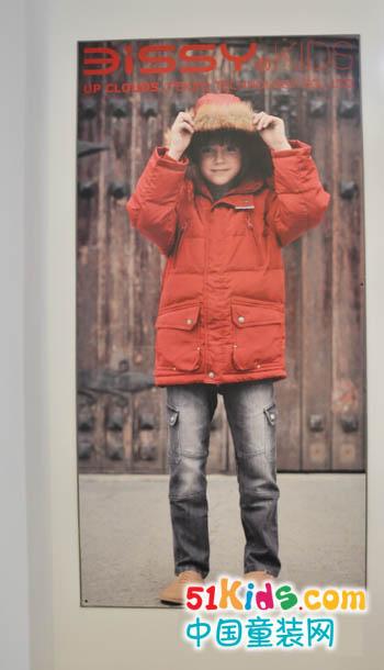 来自于法国的婴幼童服装品牌EissyKids亮相第14届上海婴童展