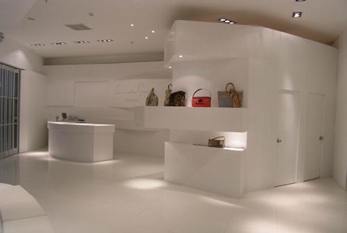 服装店装修室内设计中包括哪些