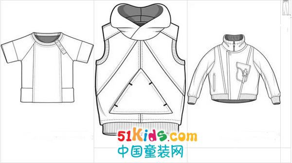 2016春夏男童装(2-12岁)设计主题--纪念碑