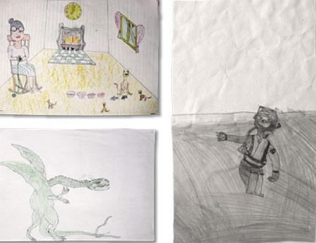 成长树:一个会画画的小孩是如何成为艺术家的