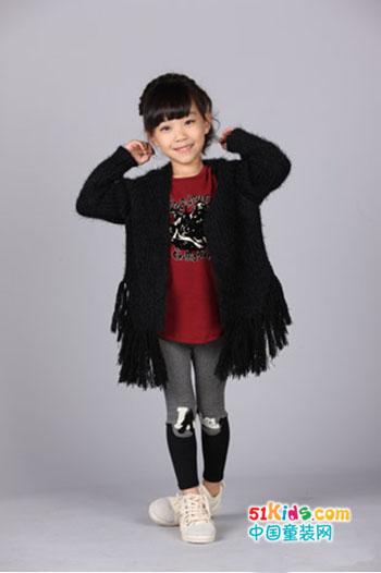 伊尚贝丽外套 给女孩一个温暖的拥抱