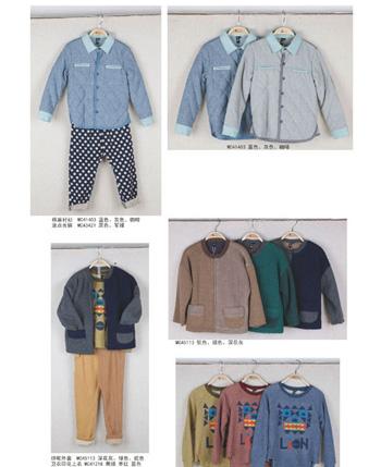 谷子屋:时尚童装好品质