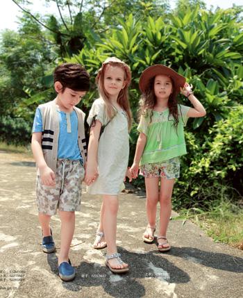一人出品服饰旗下Milk Girl Kids、XXNN童装品牌新品