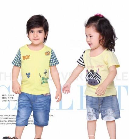 婴童品牌哪个好?五月份三四岁儿童穿搭