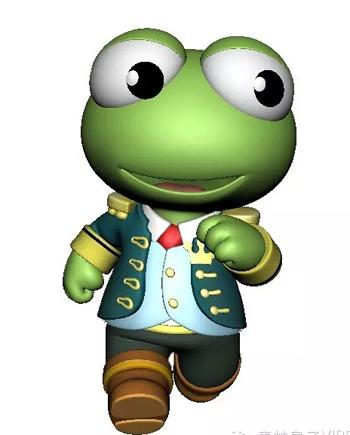 """青蛙皇子""""跑""""起来啦_外贸童装_童装批发-中国童装网"""