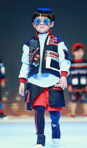 """第三届""""中国·织里""""全国童装设计大赛颁奖典礼"""