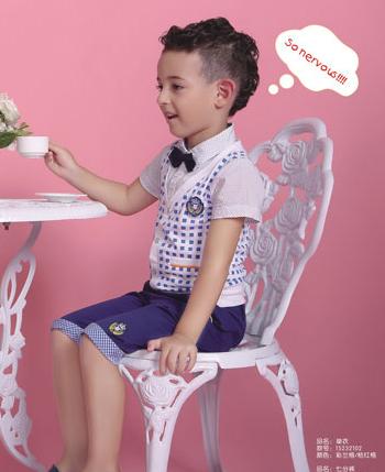 塔哒儿童装的衣布之爱