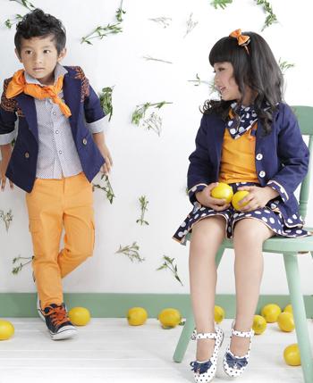 DIZAI童装产品图
