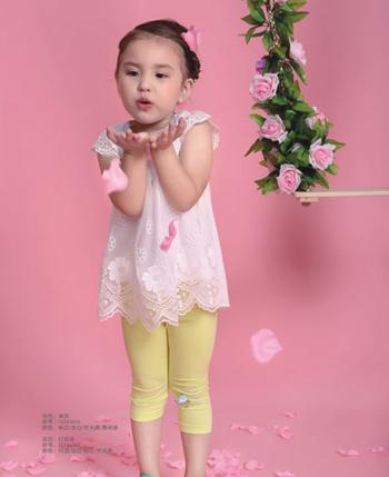 塔哒儿童装 让时尚为你绽放