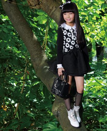 JOJO童装的服饰梦幻品格