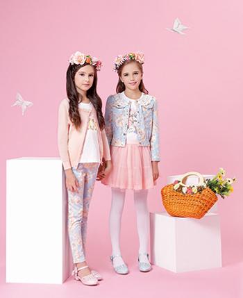 巴柯拉品牌童装  可爱更有爱