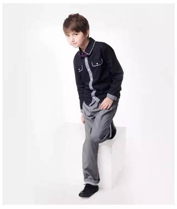 伊顿童装男童时尚休闲系列:英伦密码