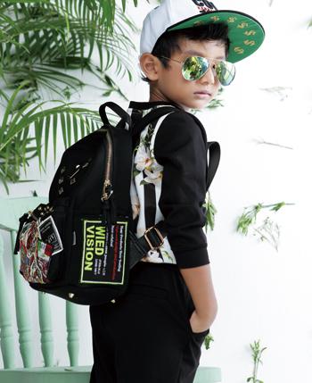 DIZAI品牌童装:我的地盘我闪耀
