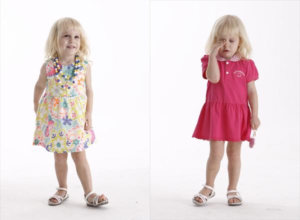 瞧!它就是棉店品牌童装