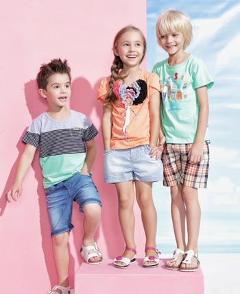 小毛虫品牌童装  让你更懂幸福