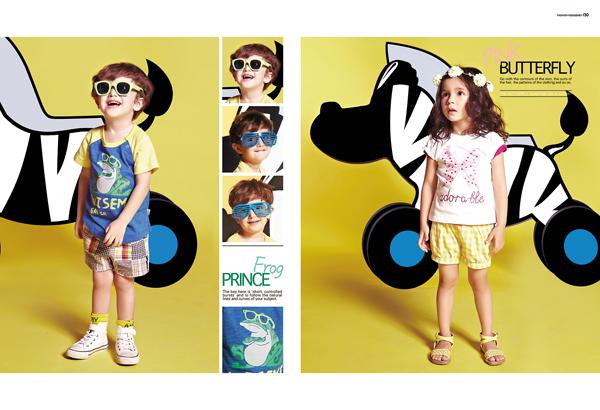 威斯米品牌童装:拥抱你的可爱