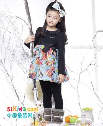 DIZAI品牌童装 一起时尚