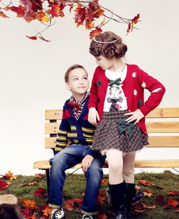 卓维乐品牌童装:诞生源于爱