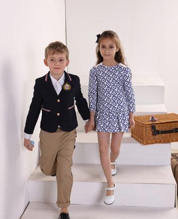 伊顿风尚品牌打造英伦乖乖范