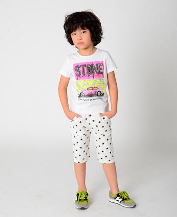 福童宝贝品牌童装  孩子就是大明星