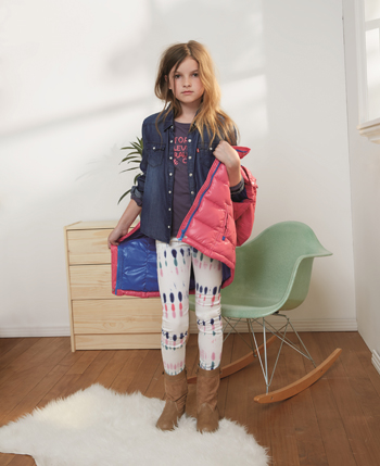 随性时尚--李维斯品牌童装