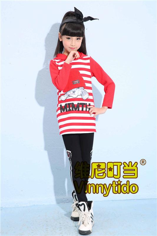 维尼叮当童装自成一派的品牌格调