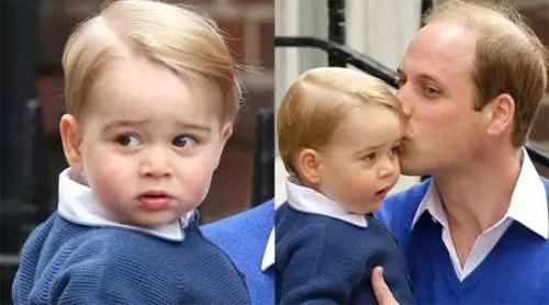 扒一扒两代皇室最吸睛的萌娃穿衣经