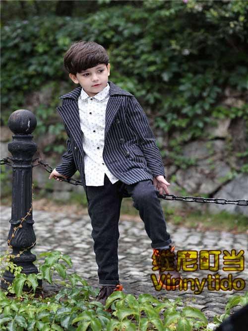 维尼叮当精英贵族童装十分新颖的设计