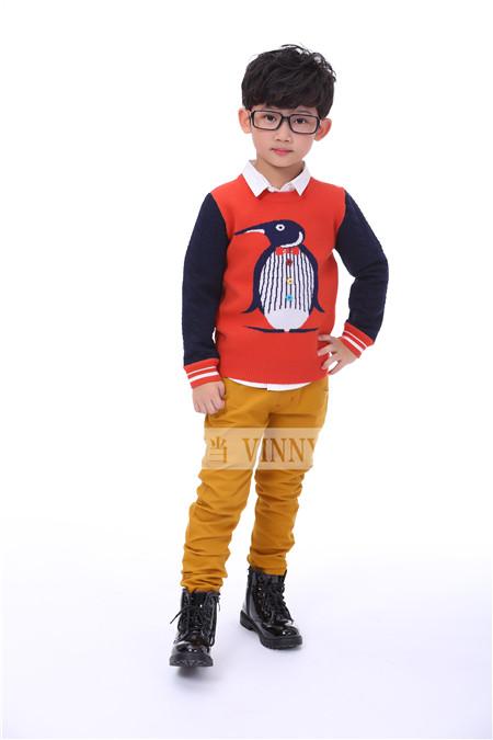 维尼叮当童装让孩子穿出自己的风格和自信