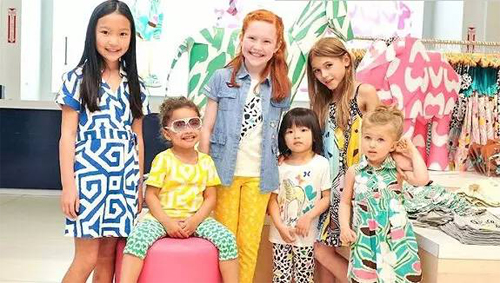 GAP成为童装卖得最好的快时尚 它是怎么做到的?