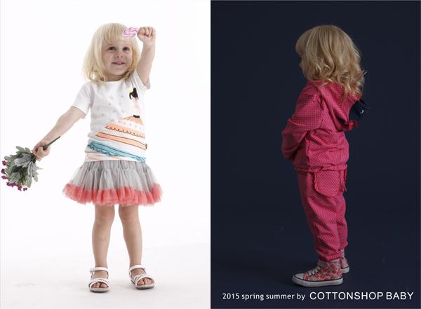 棉店宝贝童装 让艺术无处不在