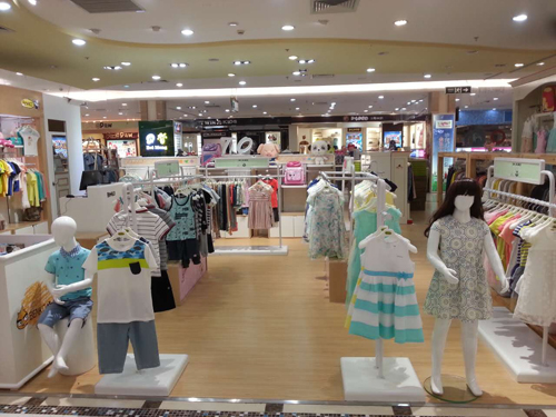 品牌童装加盟 缤果童装让您盈利无限
