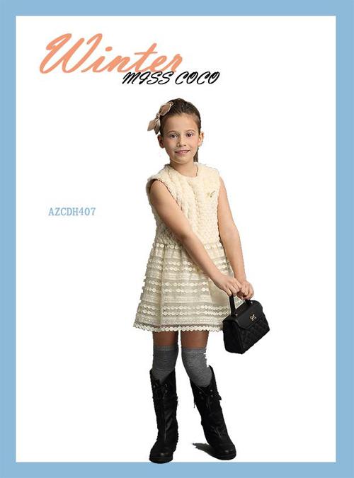 水孩儿●Look Book 每个女孩的COCO梦